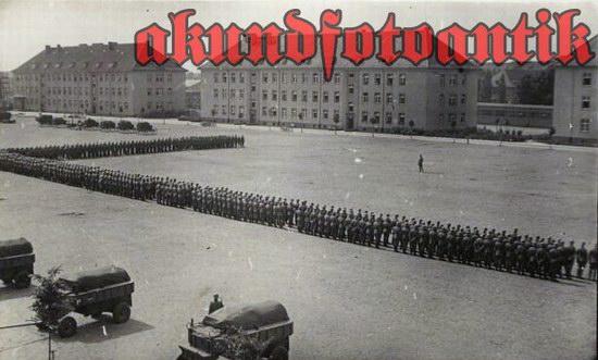 Endangered Barracks of Konigsberg, Kaliningrad, Russia photo 2