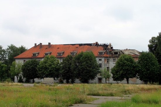 Endangered Barracks of Konigsberg, Kaliningrad, Russia photo 3