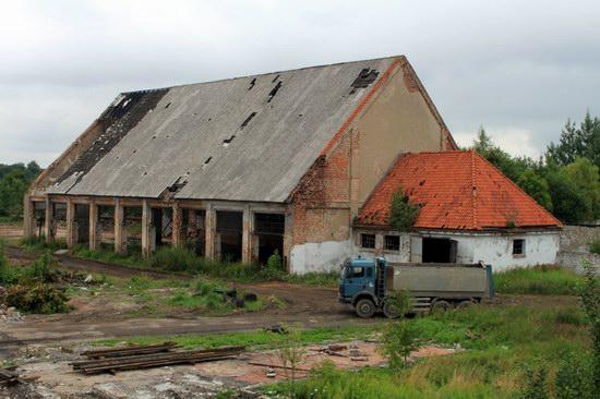 Endangered Barracks of Konigsberg, Kaliningrad, Russia photo 7