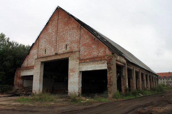 Endangered Barracks of Konigsberg, Kaliningrad, Russia photo 8