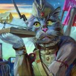 """""""Epical Cats"""" of Painter Alexander Zavaly"""