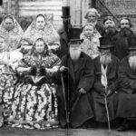 Festive and everyday clothes in the Russian Empire