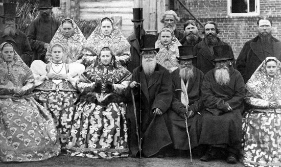 Festive and casual clothes in the Russian Empire photo 1