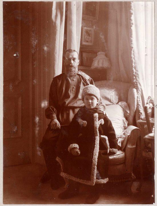 Last Emperor of Russia Family Life photo 3