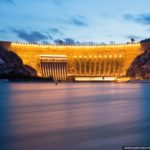 The Largest Power Plant in Russia