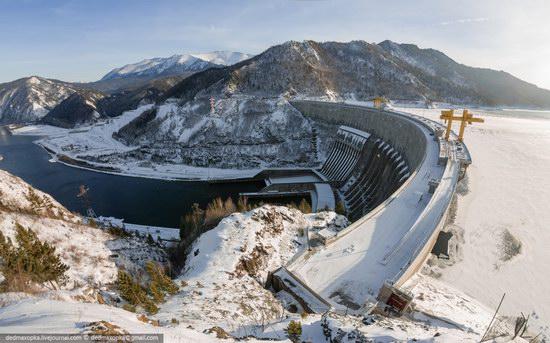 Sayano-Shushenskaya Hydropower Plant, Russia photo 15