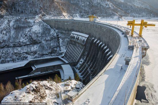 Sayano-Shushenskaya Hydropower Plant, Russia photo 3