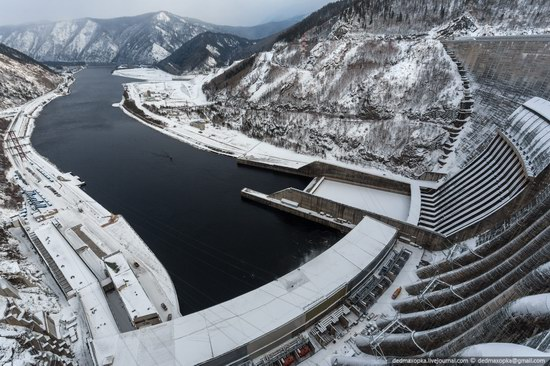 Sayano-Shushenskaya Hydropower Plant, Russia photo 4