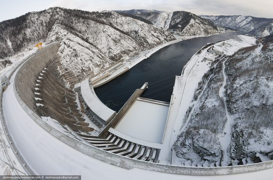 Sayano-Shushenskaya Hydropower Plant, Russia photo 5