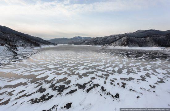 Sayano-Shushenskaya Hydropower Plant, Russia photo 6