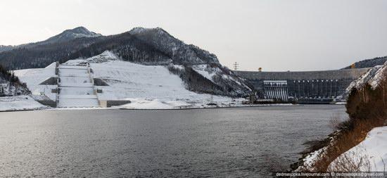 Sayano-Shushenskaya Hydropower Plant, Russia photo 7