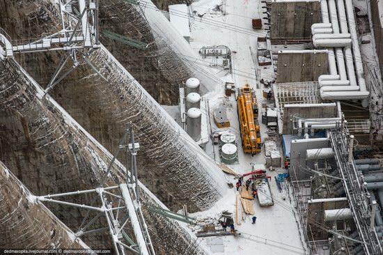 Sayano-Shushenskaya Hydropower Plant, Russia photo 9