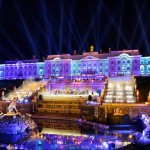 Multimedia show for the G-20 summit in St. Petersburg
