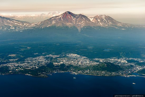 Petropavlovsk-Kamchatsky - Birds Eye View, Russia photo 2