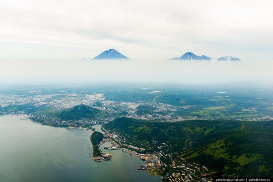 Petropavlovsk-Kamchatsky - Birds Eye View, Russia photo 4