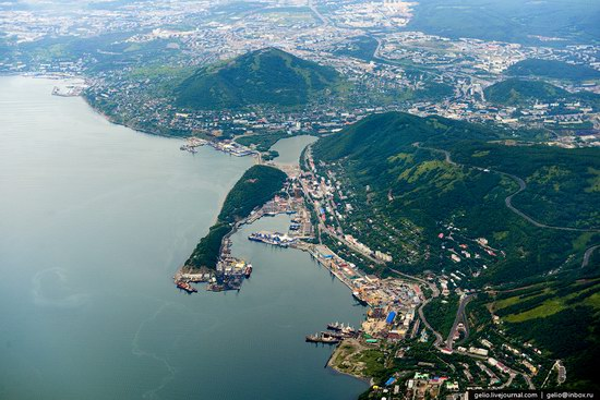 Petropavlovsk-Kamchatsky - Birds Eye View, Russia photo 5