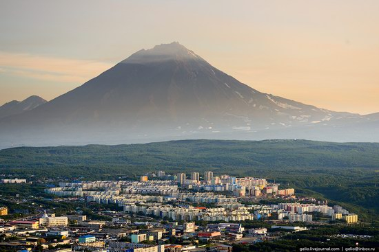 Petropavlovsk-Kamchatsky - Birds Eye View, Russia photo 8