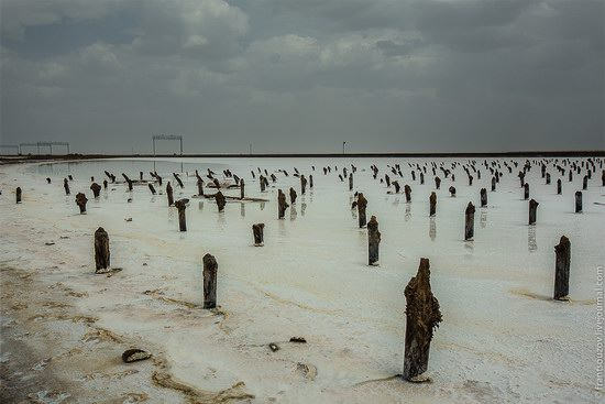 Salt Lake Baskunchak, Astrakhan Region, Russia photo 3