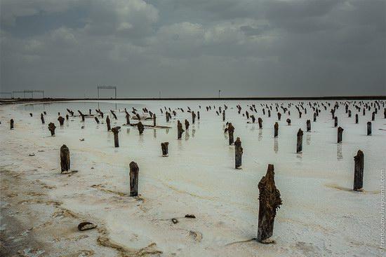 Salt Lake Baskunchak, Astrakhan Region, Russia photo 3