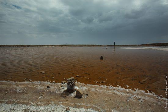 Salt Lake Baskunchak, Astrakhan Region, Russia photo 5