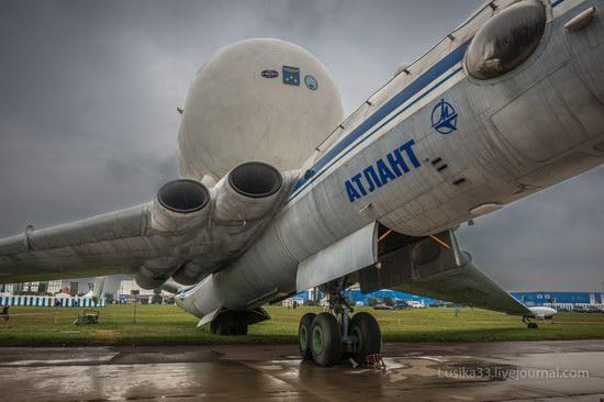 Soviet heavy aircraft VM-T Atlant photo 2