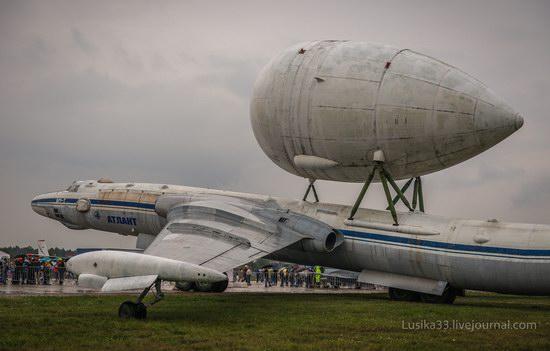 Soviet heavy aircraft VM-T Atlant photo 4