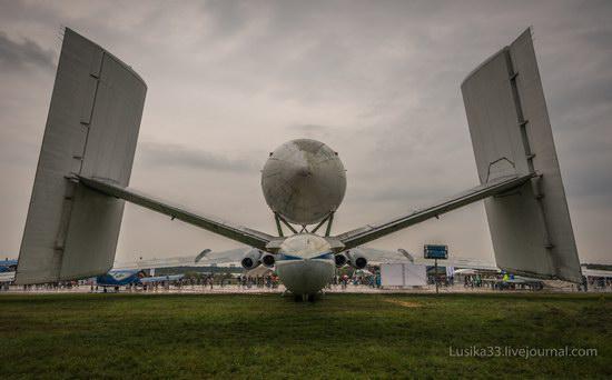 Soviet heavy aircraft VM-T Atlant photo 7