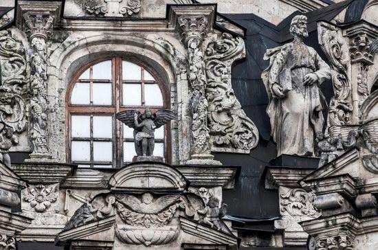 Unique Baroque Church in the Dubrovitsy Estate, Podolsk, Russia photo 7