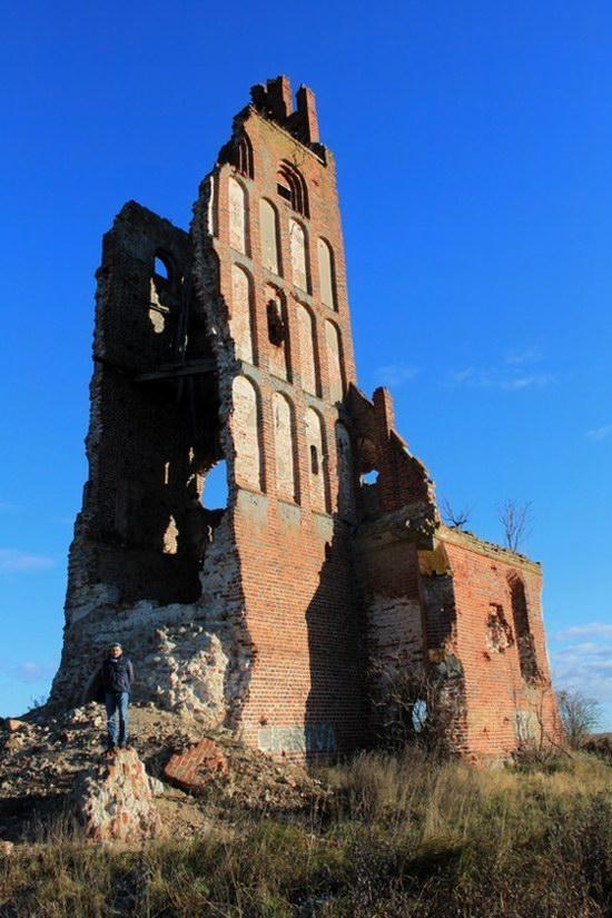 Gross Engelau Church, Kaliningrad Region, Russia photo 4