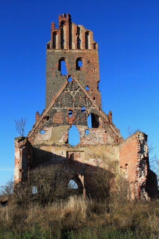 Gross Engelau Church, Kaliningrad Region, Russia photo 8