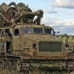 Decommissioned Equipment of Russian Engineering Troops