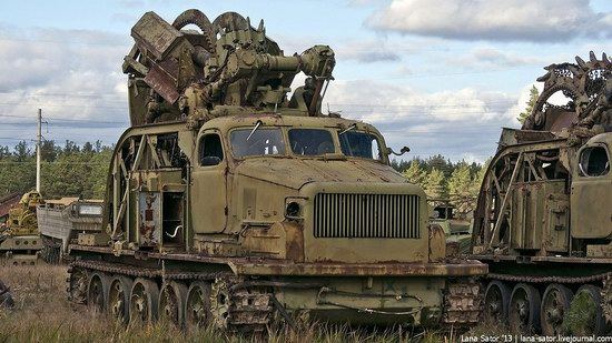 Decommissioned Equipment of Russian Engineering Troops, photo 1
