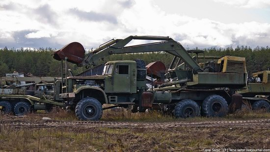 Decommissioned Equipment of Russian Engineering Troops, photo 10