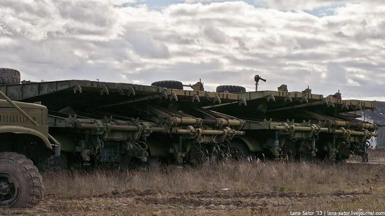 Decommissioned Equipment of Russian Engineering Troops, photo 11