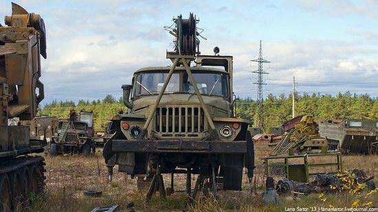 Decommissioned Equipment of Russian Engineering Troops, photo 12