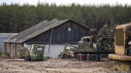 Decommissioned Equipment of Russian Engineering Troops, photo 13