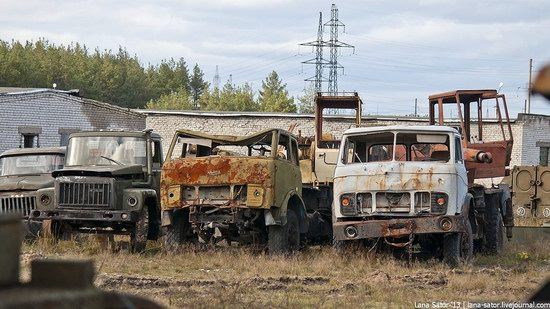 Decommissioned Equipment of Russian Engineering Troops, photo 14