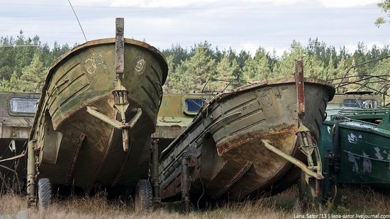 Decommissioned Equipment of Russian Engineering Troops, photo 15