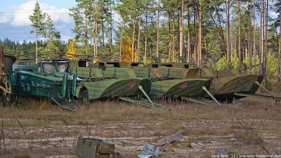 Decommissioned Equipment of Russian Engineering Troops, photo 16