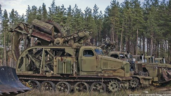 Decommissioned Equipment of Russian Engineering Troops, photo 17