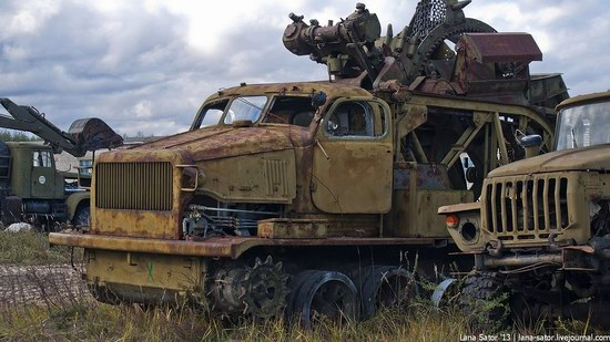 Decommissioned Equipment of Russian Engineering Troops, photo 18