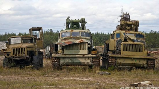 Decommissioned Equipment of Russian Engineering Troops, photo 19