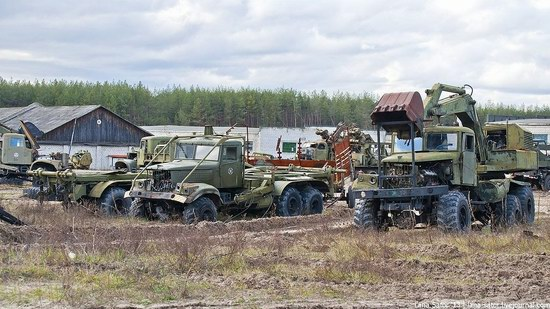 Decommissioned Equipment of Russian Engineering Troops, photo 20