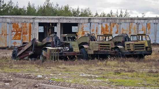 Decommissioned Equipment of Russian Engineering Troops, photo 21