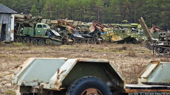 Decommissioned Equipment of Russian Engineering Troops, photo 22
