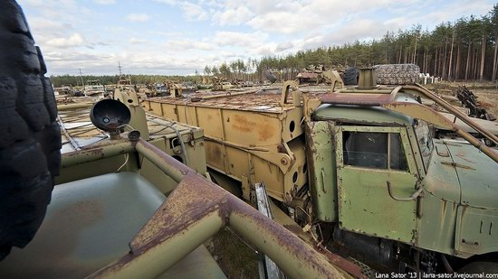 Decommissioned Equipment of Russian Engineering Troops, photo 23