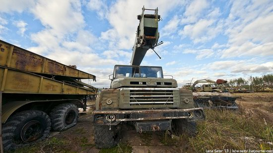 Decommissioned Equipment of Russian Engineering Troops, photo 24