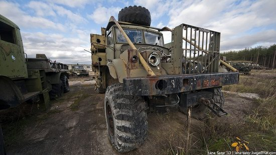 Decommissioned Equipment of Russian Engineering Troops, photo 25