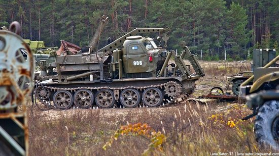 Decommissioned Equipment of Russian Engineering Troops, photo 26