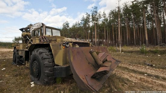 Decommissioned Equipment of Russian Engineering Troops, photo 3
